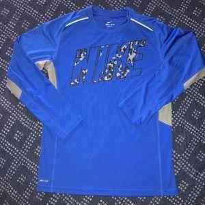 Nike Dri-Fit Long Sleeved Shirt